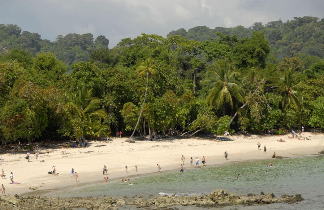 Playa Espadilla (Parque Nacional Manuel Antonio)