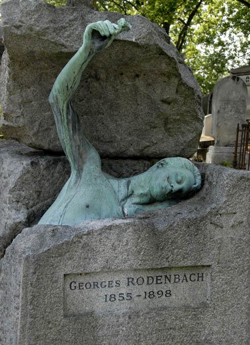 Gerorges Rodenbach - grobowiec jako mataforyczna ciekawostka