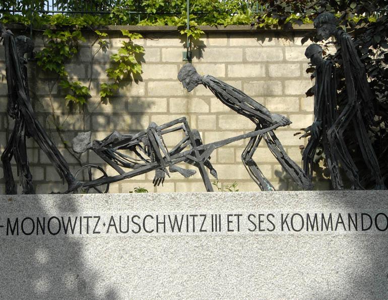 Pamięta się również o Auschwitz