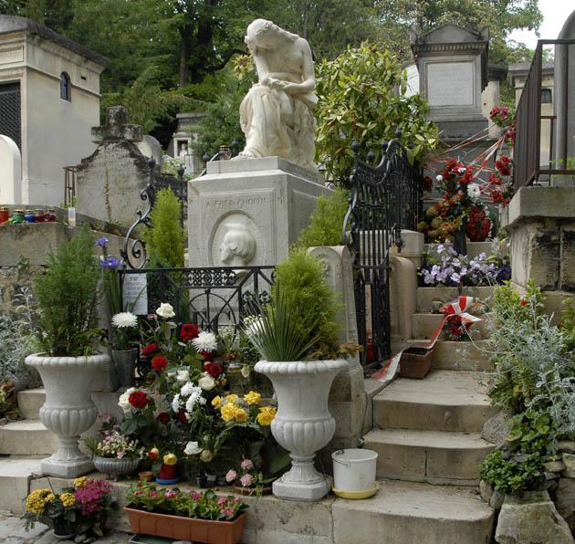 Fryderyk Chopin - grób jako przedmiot narodowej dumy