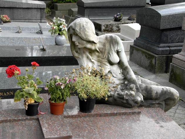 Sentyment, romantyzm czułość... a wszystko w kamieniu