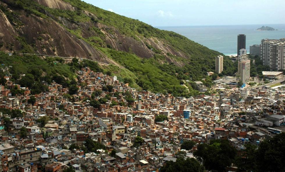 Rio - fawela Racinha
