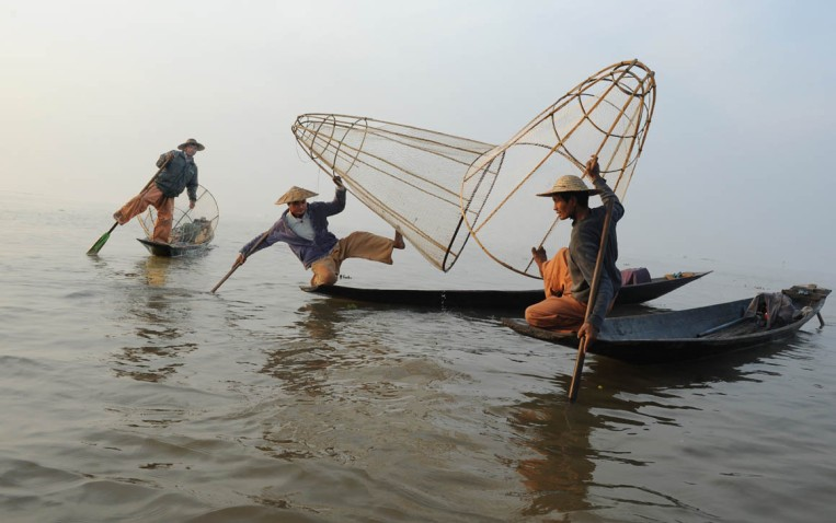 Fishermen of Inle Lake (11)a