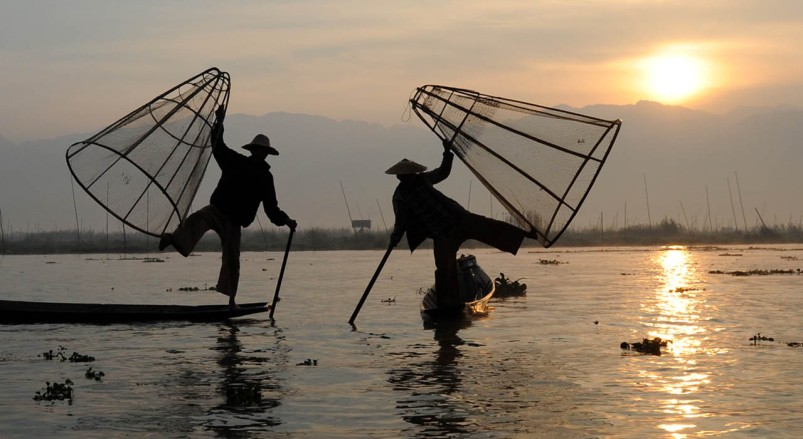 Fishermen of Inle Lake (14)a