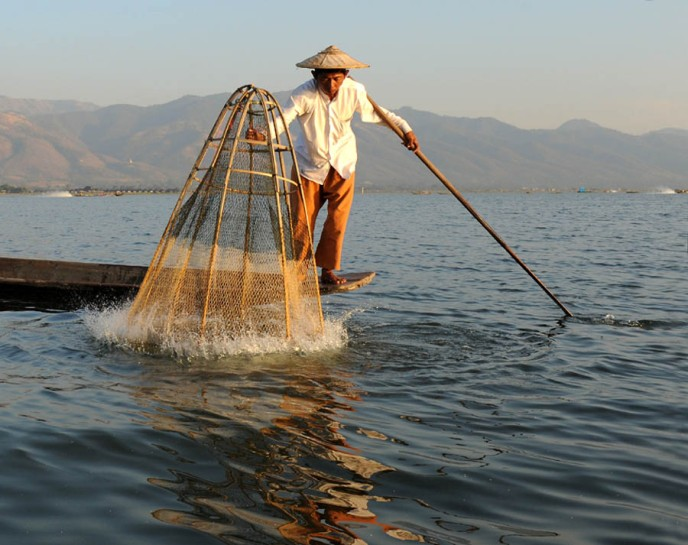 Fishermen of Inle Lake (3)a