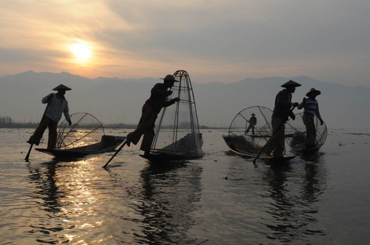 Fishermen of Inle Lake (5)a