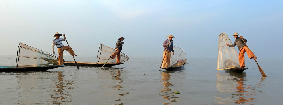 Fishermen of Inle Lake (9)a