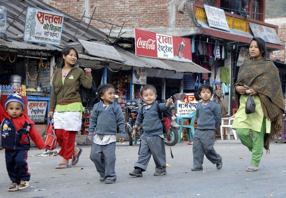 Ludzie Nepalu (12)