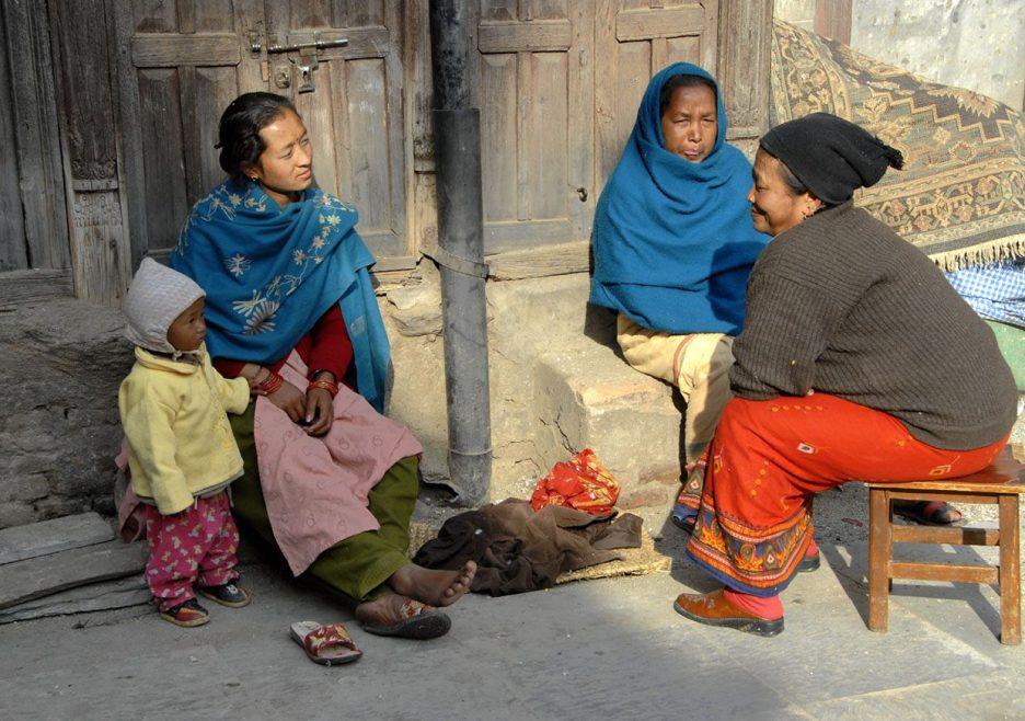 Ludzie Nepalu (2)