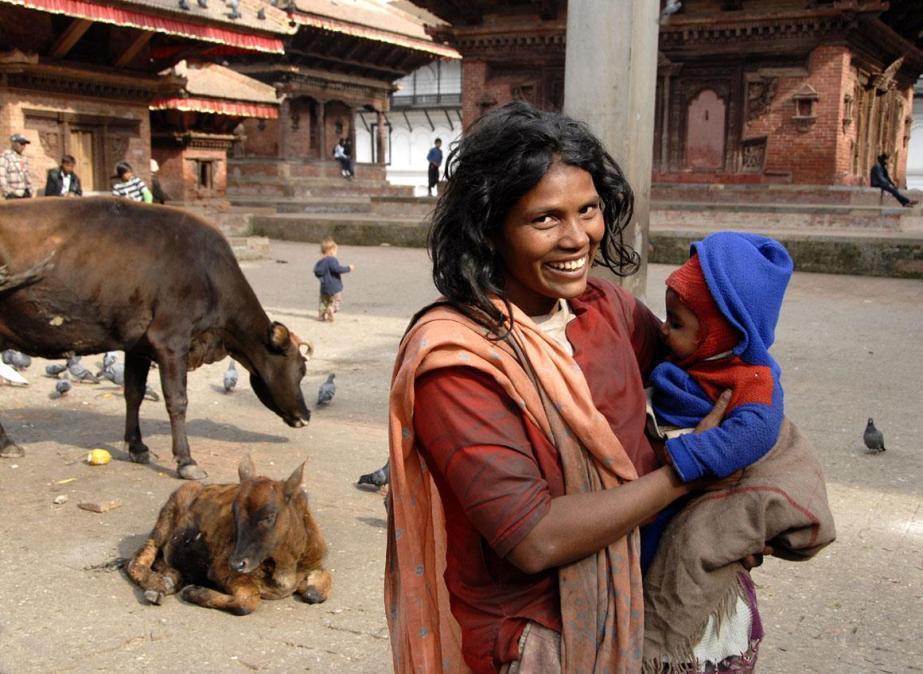 Ludzie Nepalu (20)