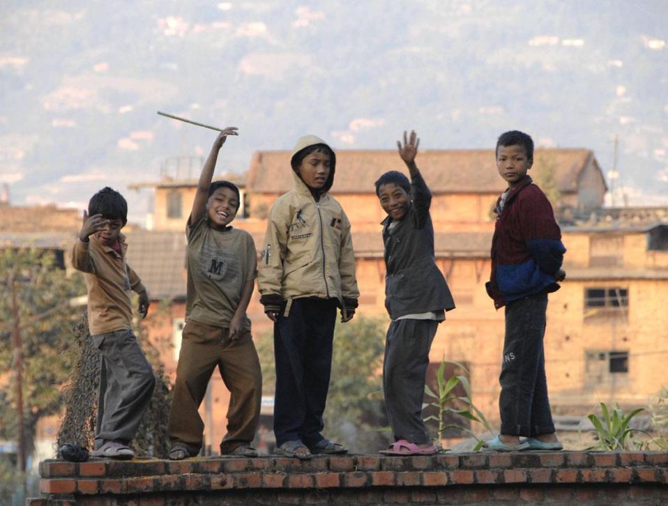 Ludzie Nepalu (5)