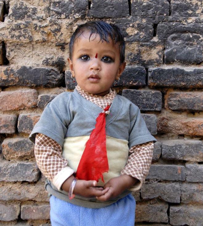 Ludzie Nepalu (60)