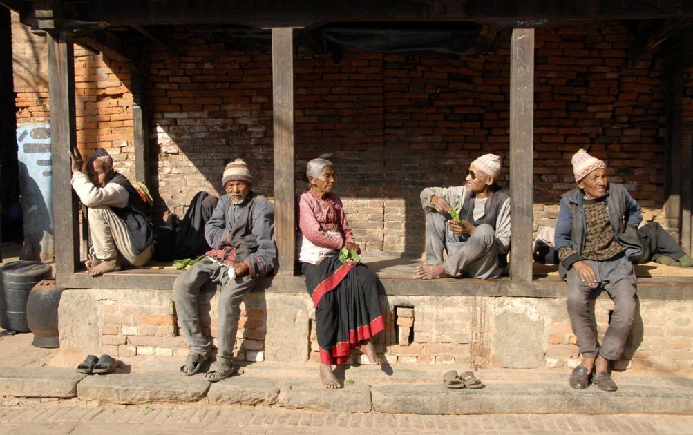 Ludzie Nepalu