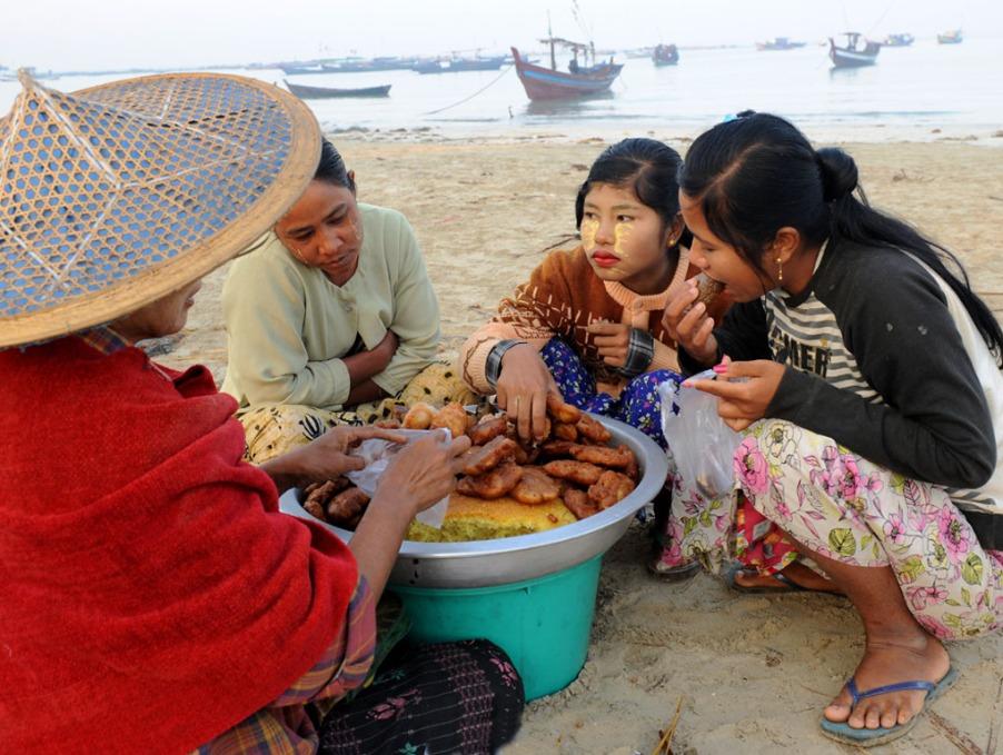wioska rybacka - Birma fot. Stanislaw Blaszczyna (13)