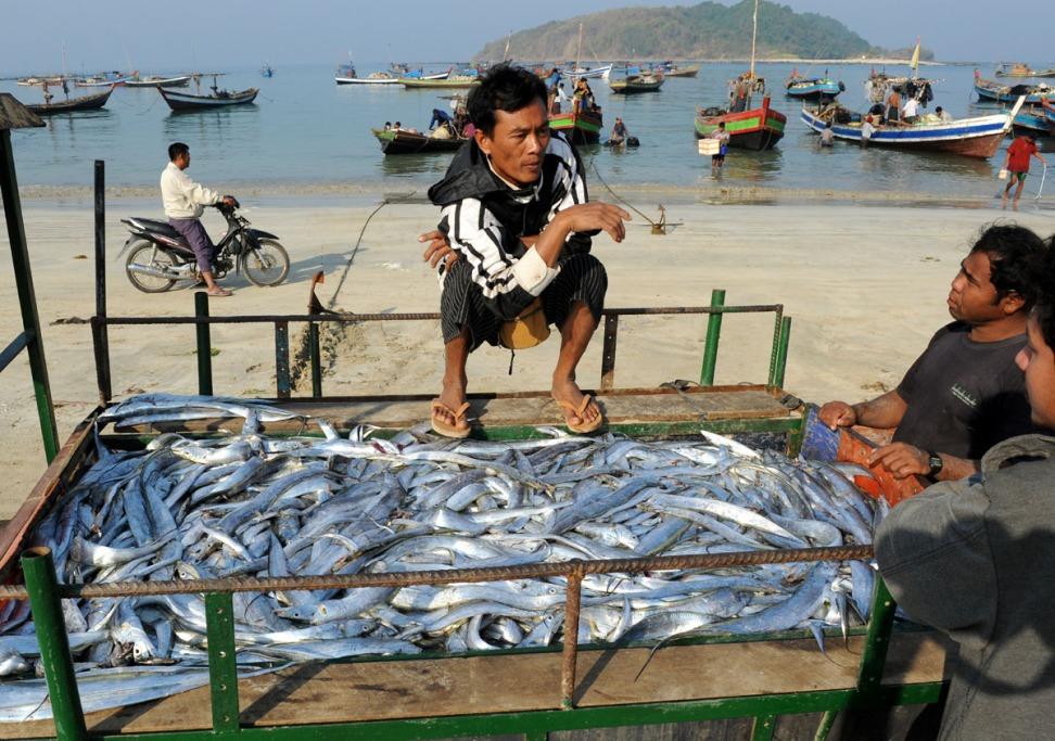 wioska rybacka - Birma fot. Stanislaw Blaszczyna (16)