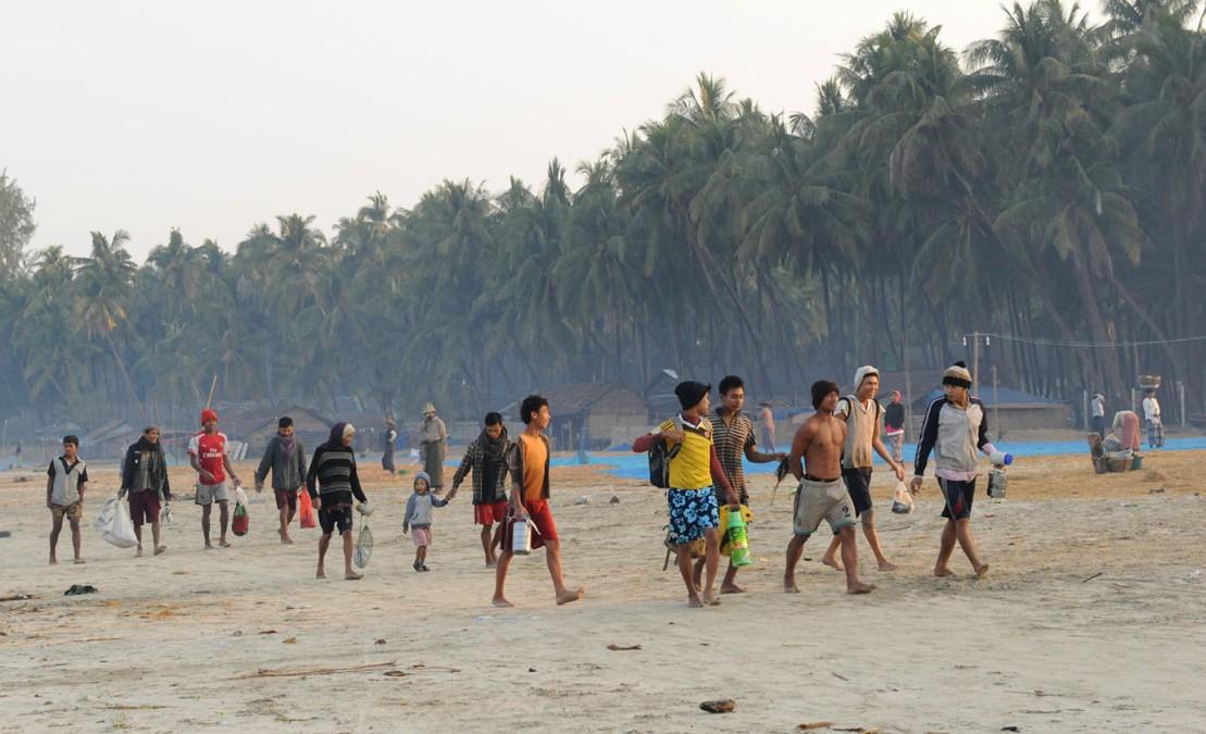 wioska rybacka - Birma fot. Stanislaw Blaszczyna (18)