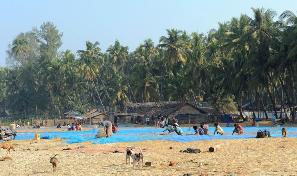 wioska rybacka - Birma fot. Stanislaw Blaszczyna (20)