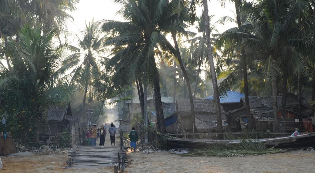 wioska rybacka - Birma fot. Stanislaw Blaszczyna (21)