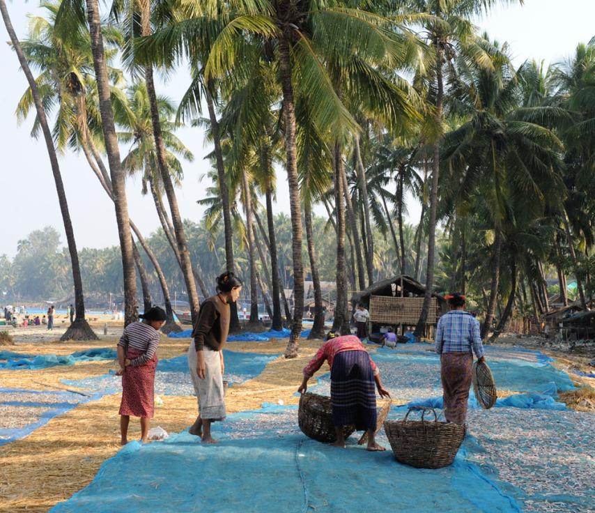 wioska rybacka - Birma fot. Stanislaw Blaszczyna (22)