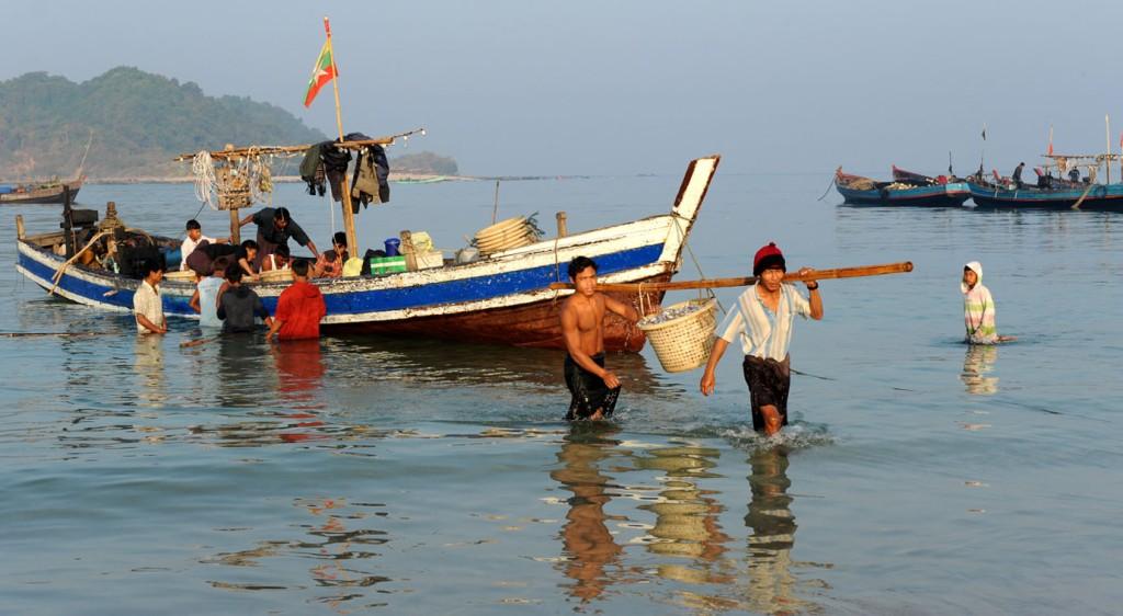 wioska rybacka - Birma fot. Stanislaw Blaszczyna (23)