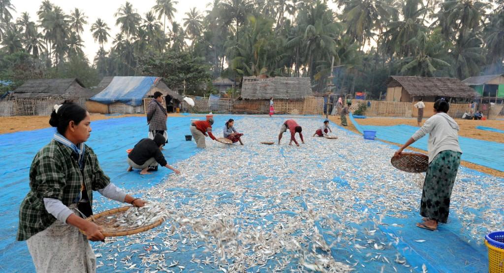 wioska rybacka - Birma fot. Stanislaw Blaszczyna (24)