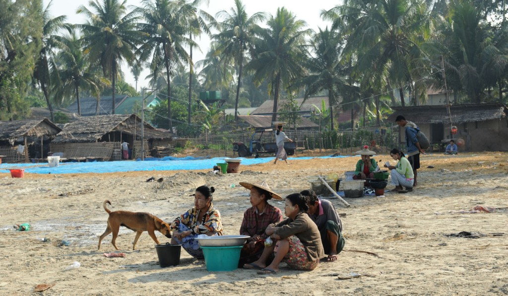 wioska rybacka - Birma fot. Stanislaw Blaszczyna (25)