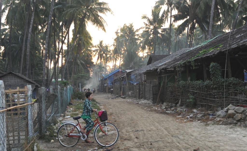 wioska rybacka - Birma fot. Stanislaw Blaszczyna (27)