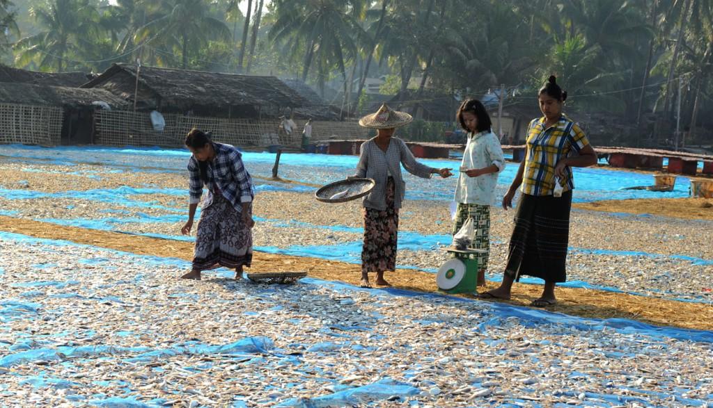 wioska rybacka - Birma fot. Stanislaw Blaszczyna (28)