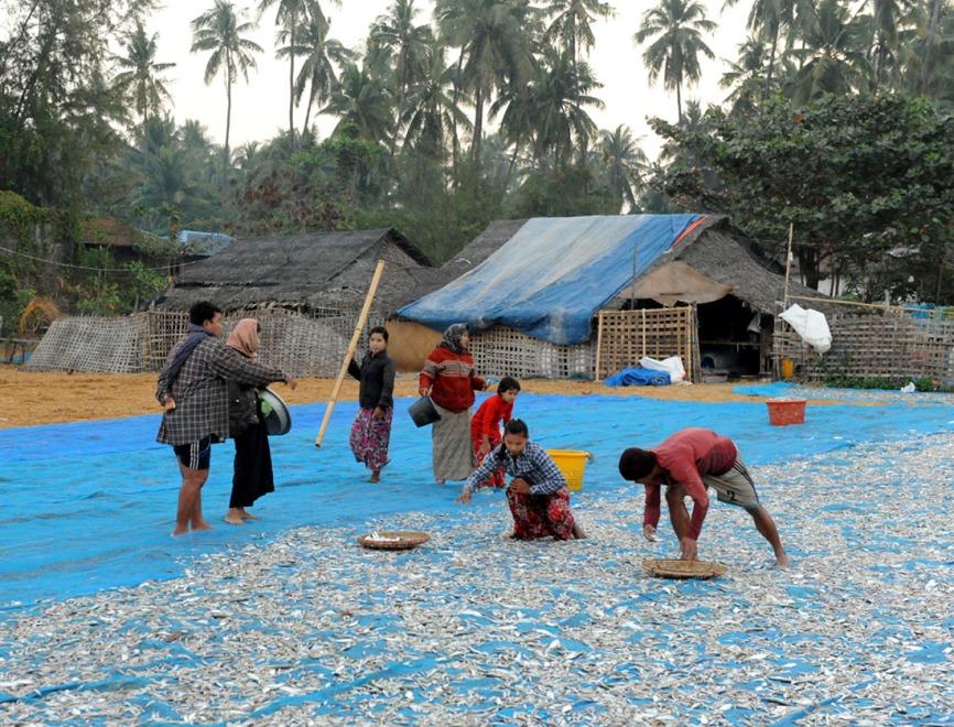 wioska rybacka - Birma fot. Stanislaw Blaszczyna (29)