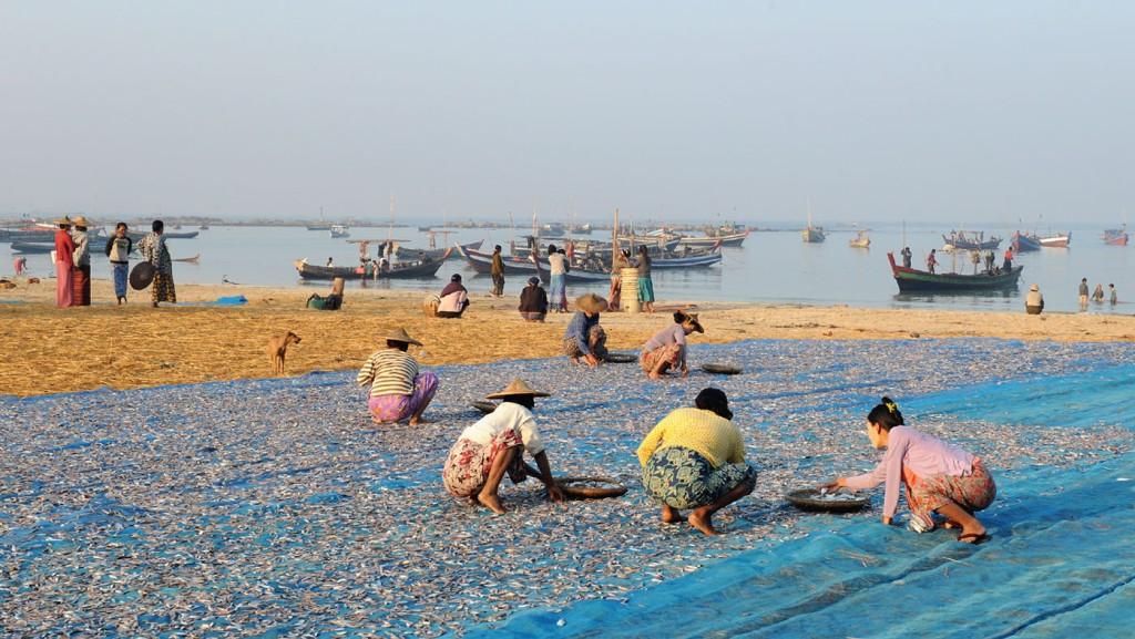 wioska rybacka - Birma fot. Stanislaw Blaszczyna (30)