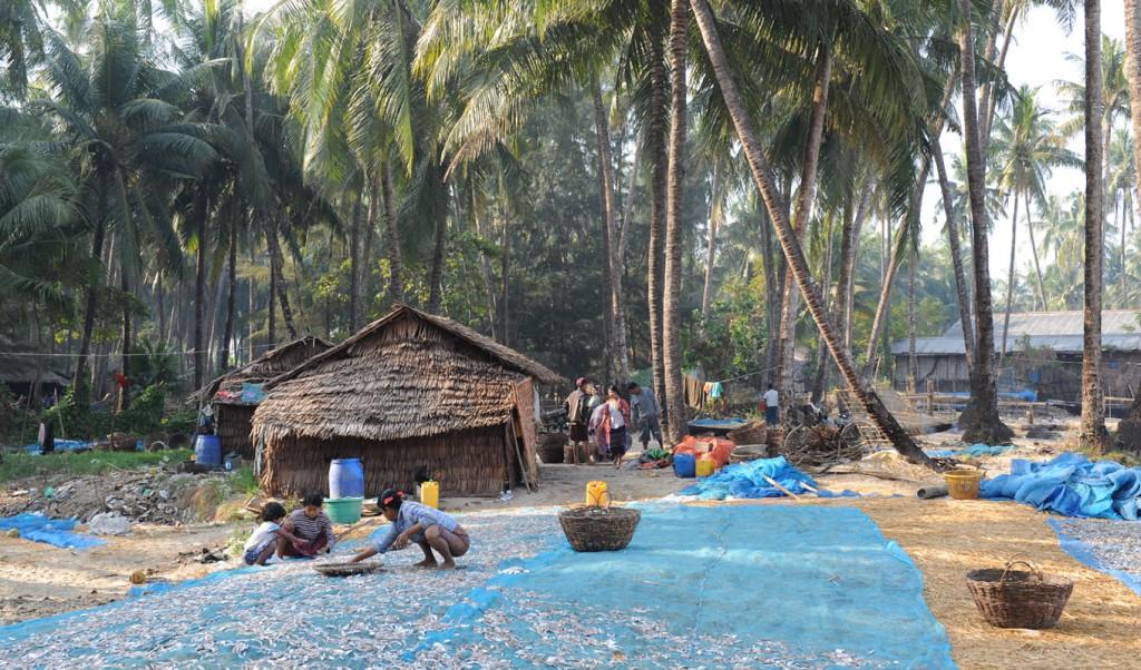 wioska rybacka - Birma fot. Stanislaw Blaszczyna (31)