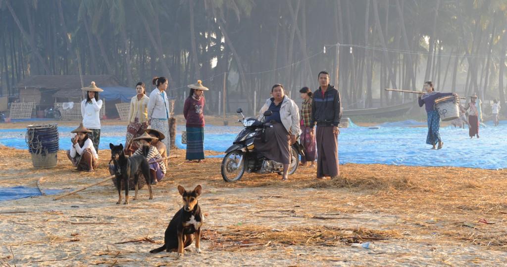 wioska rybacka - Birma fot. Stanislaw Blaszczyna (32)