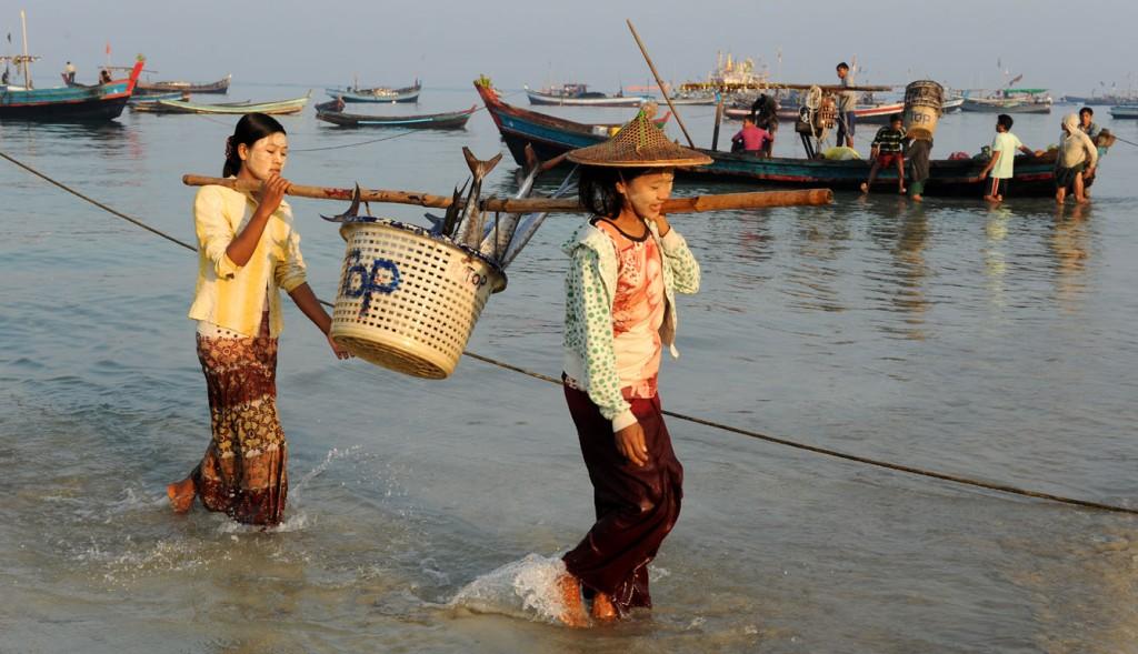 wioska rybacka - Birma fot. Stanislaw Blaszczyna (33)