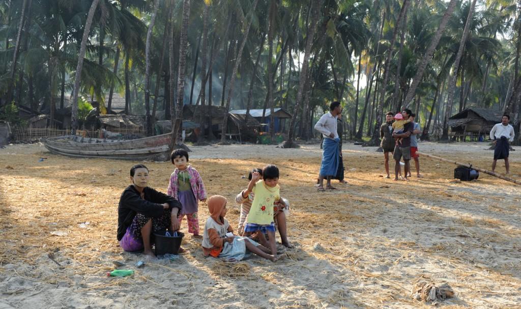 wioska rybacka - Birma fot. Stanislaw Blaszczyna (34)