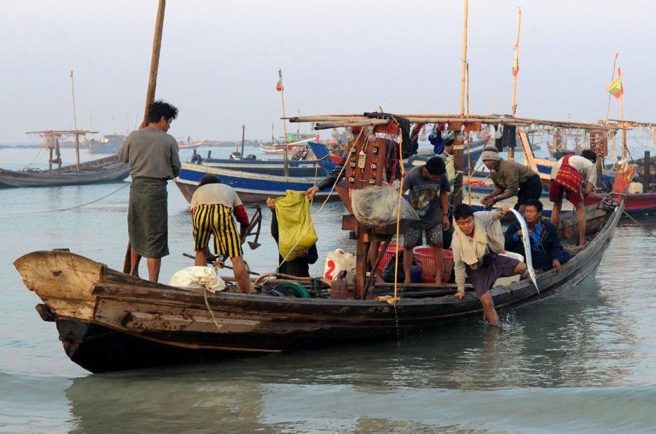 wioska rybacka - Birma fot. Stanislaw Blaszczyna (35)