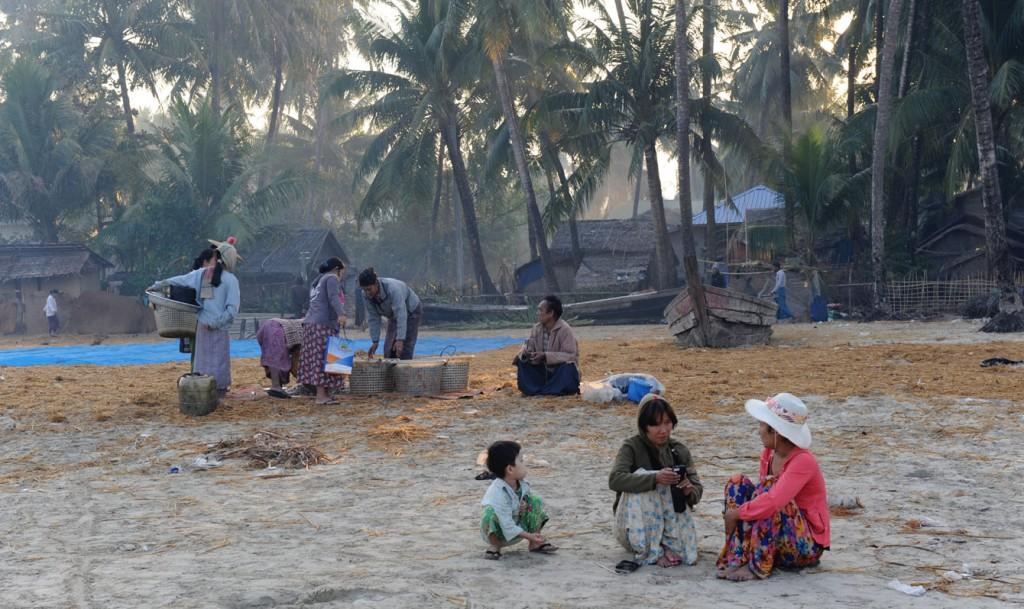 wioska rybacka - Birma fot. Stanislaw Blaszczyna (36)