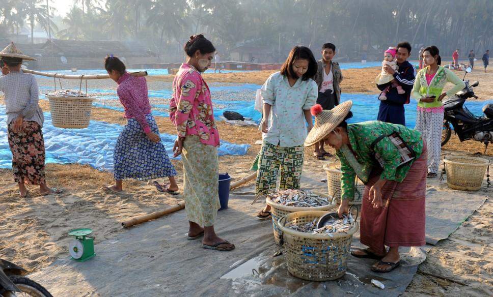 wioska rybacka - Birma fot. Stanislaw Blaszczyna (37)