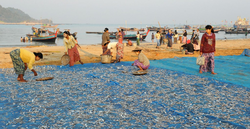 wioska rybacka - Birma fot. Stanislaw Blaszczyna (38)