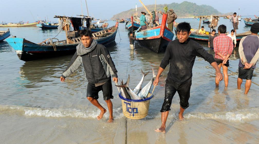 wioska rybacka - Birma fot. Stanislaw Blaszczyna (39)