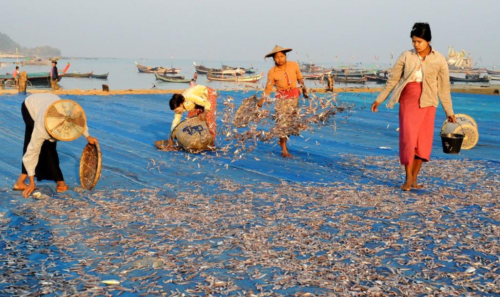wioska rybacka - Birma fot. Stanislaw Blaszczyna (40)