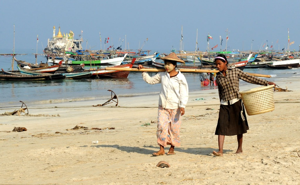 wioska rybacka - Birma fot. Stanislaw Blaszczyna (42)