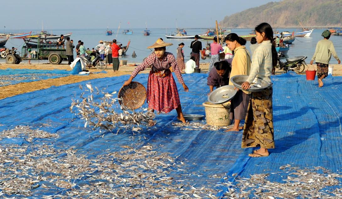 wioska rybacka - Birma fot. Stanislaw Blaszczyna (43)