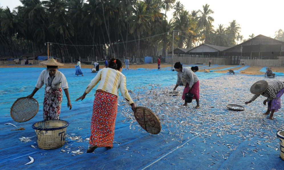 wioska rybacka - Birma fot. Stanislaw Blaszczyna (46)
