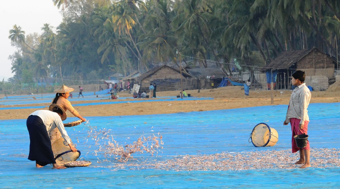 wioska rybacka - Birma fot. Stanislaw Blaszczyna (47)