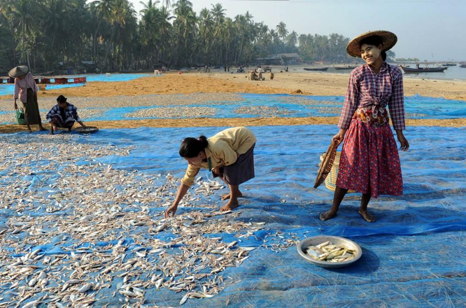 wioska rybacka - Birma fot. Stanislaw Blaszczyna (49)