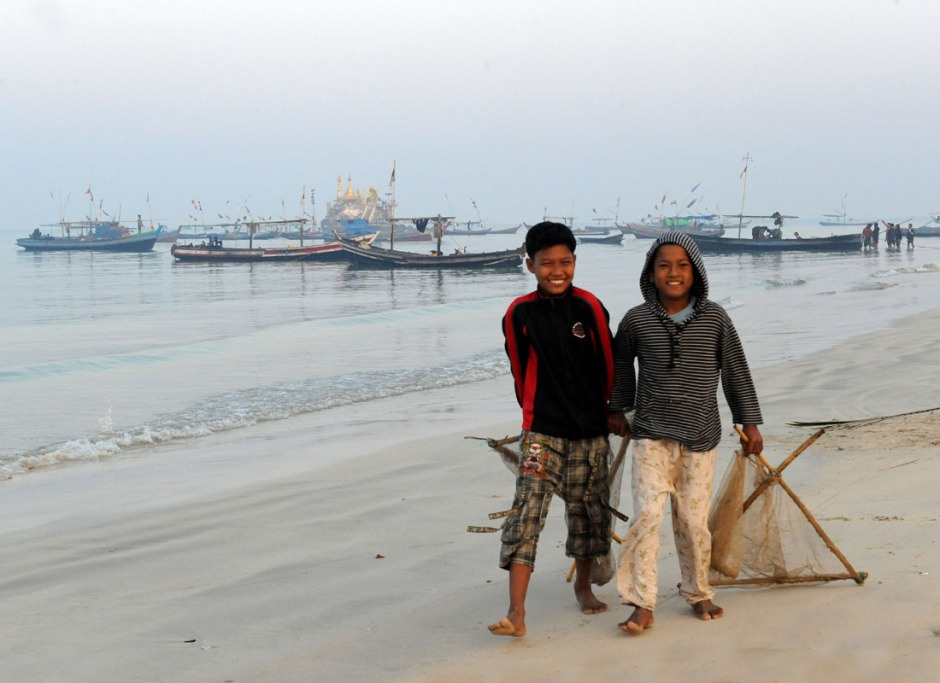 wioska rybacka - Birma fot. Stanislaw Blaszczyna (50)