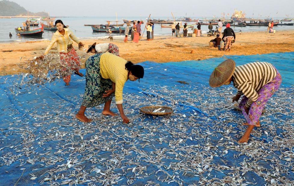 wioska rybacka - Birma fot. Stanislaw Blaszczyna (51)