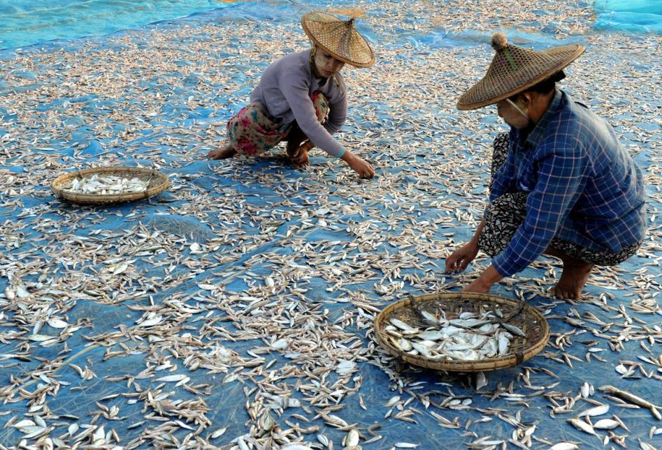 wioska rybacka - Birma fot. Stanislaw Blaszczyna (53)