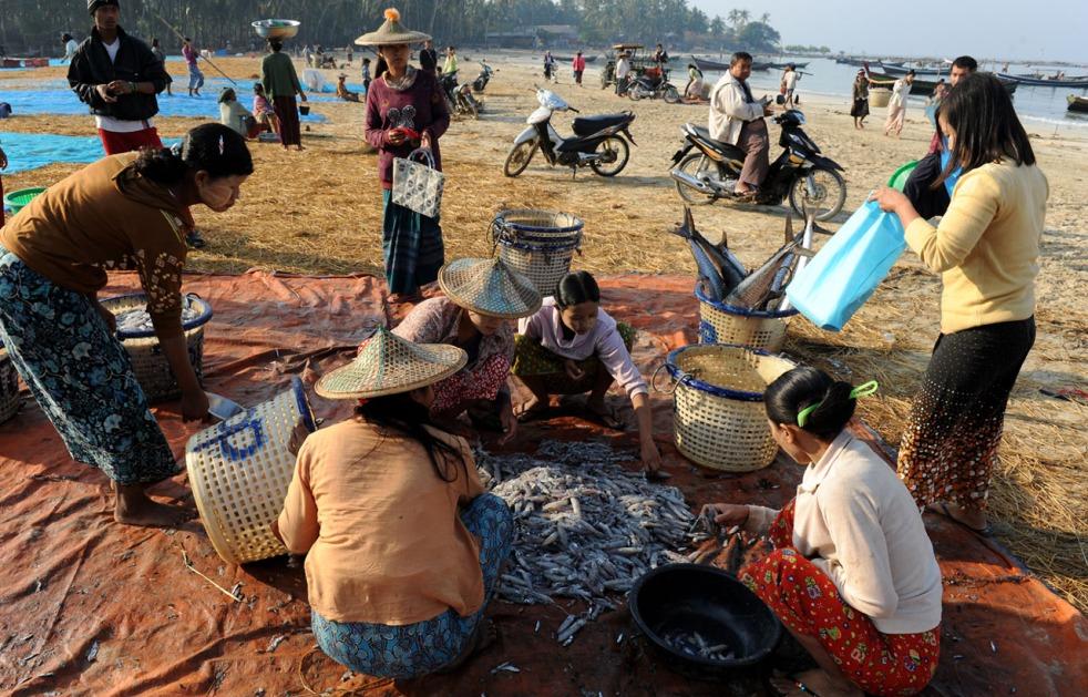 wioska rybacka - Birma fot. Stanislaw Blaszczyna (9)