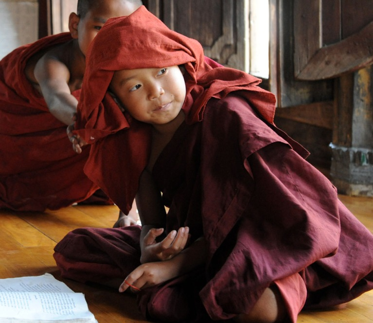 Shwe Yan Pyay Monastery - Birma. fot. St. Błaszczyna) (11)